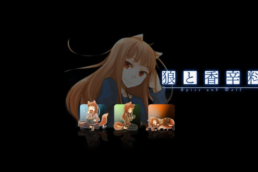 Spice and Wolf HD wallpapers #23 - 1920x1080.