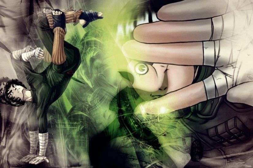 rock lee pic for mac, 1920 x 1080 (1217 kB)