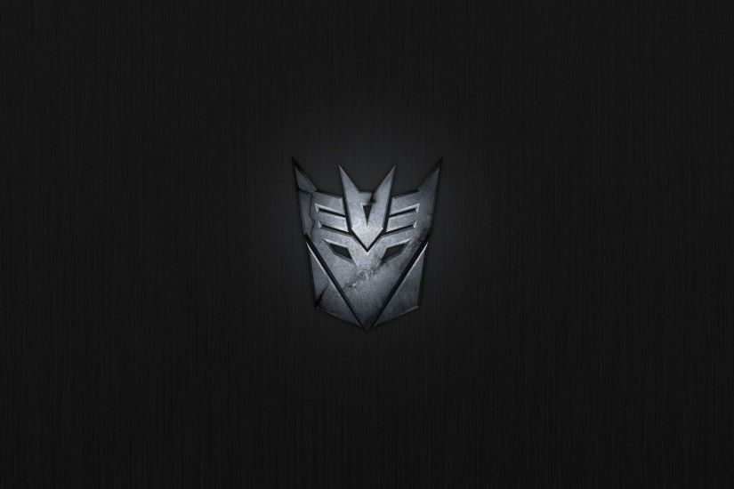 Decepticon Logo Wallpaper - WallpaperSafari Decepticon Wallpaper by R1FL3  on DeviantArt ...