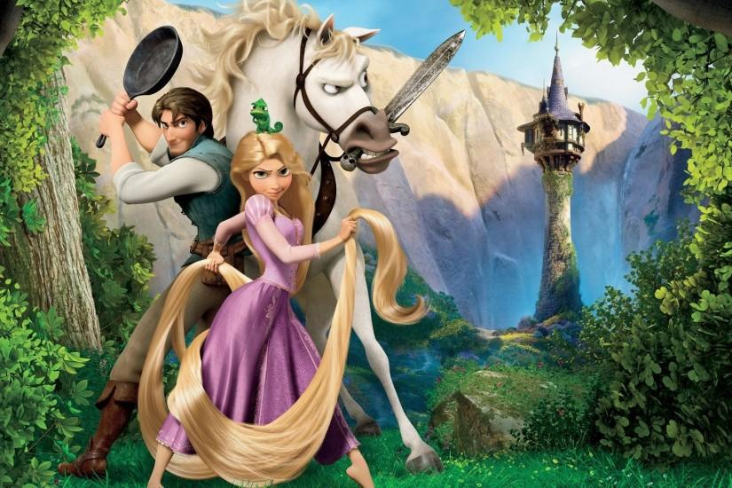 Tangled wallpaper - 898543