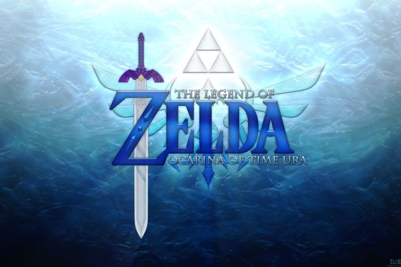 The Legend of Zelda Ocarina of Time Wallpaper made from | HD Wallpapers |  Pinterest | Wallpaper