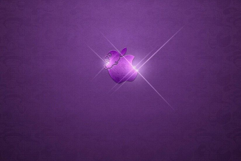 Purple Apple HD Wallpapers - HD Wallpapers Inn