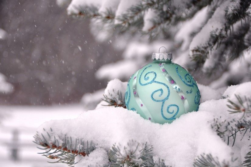 Christmas Snow Wallpapers High Definition ...