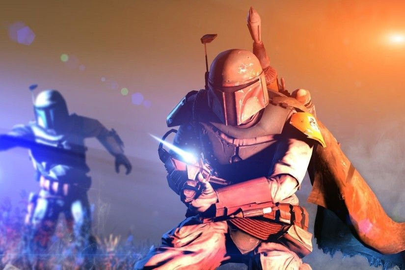 Images For > Jango Fett Wallpaper Hd