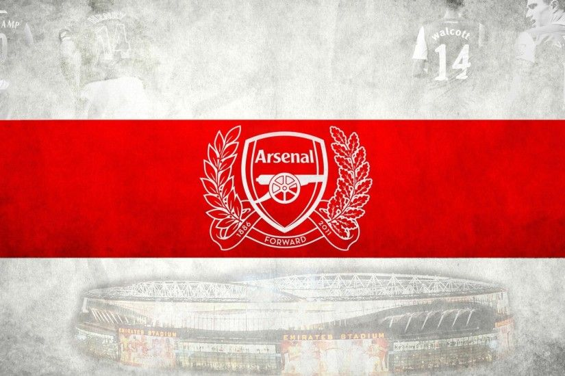 Arsenal FC Great Logo Wallpaper Wallpaper