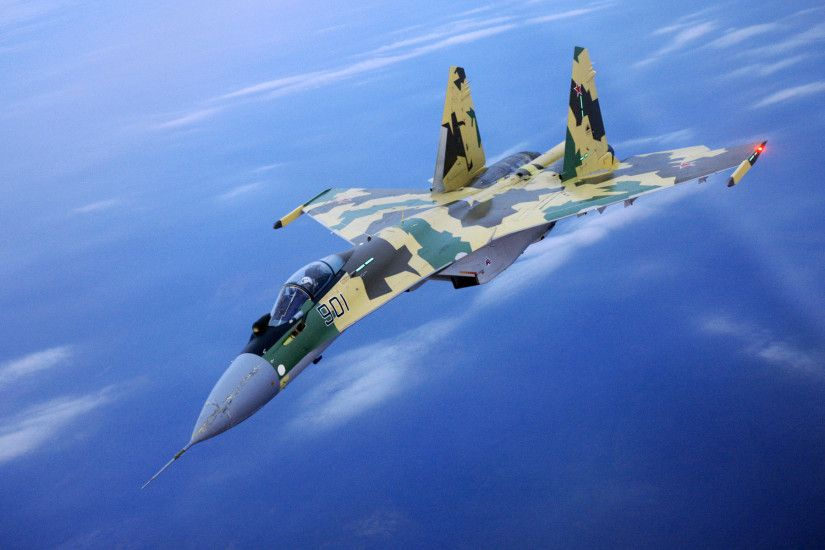 Wallpapers photos Su 27 Flanker Source · Sukhoi Su 35 Flying