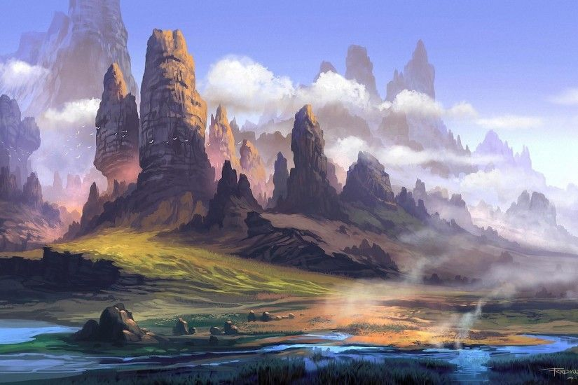 Absolutely Fantastic Hd Fantasy Wallpapers: HD Fantasy Wallpapers 1080p ·① WallpaperTag