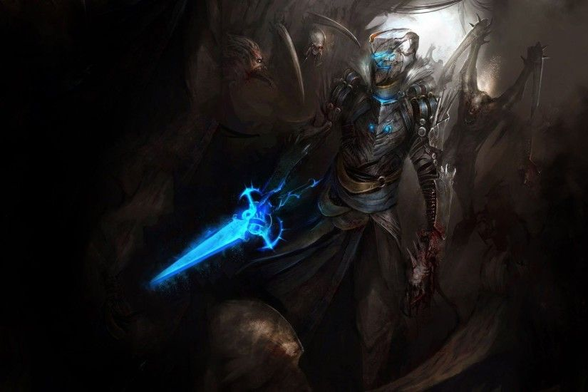 Video Games Dead Space Isaac Clarke Knights Warriors Artwork Medieval ...