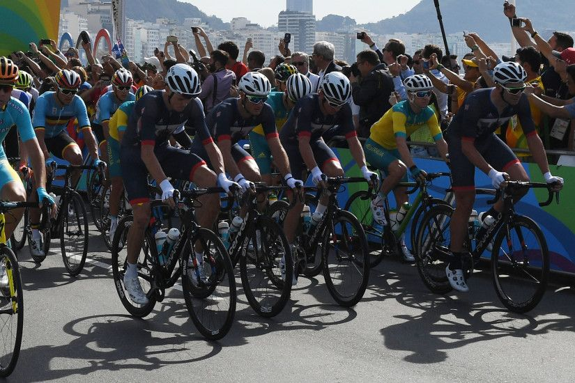 Rio 2016: Chris Froome forgets to register for men's cycling road race  minutes before start | The Independent