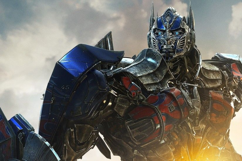 Preview wallpaper transformers age of extinction, robot, optimus prime  3840x2160