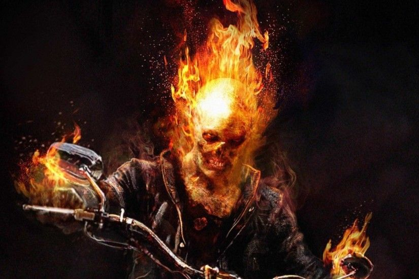 1534833, free computer wallpaper for ghost rider