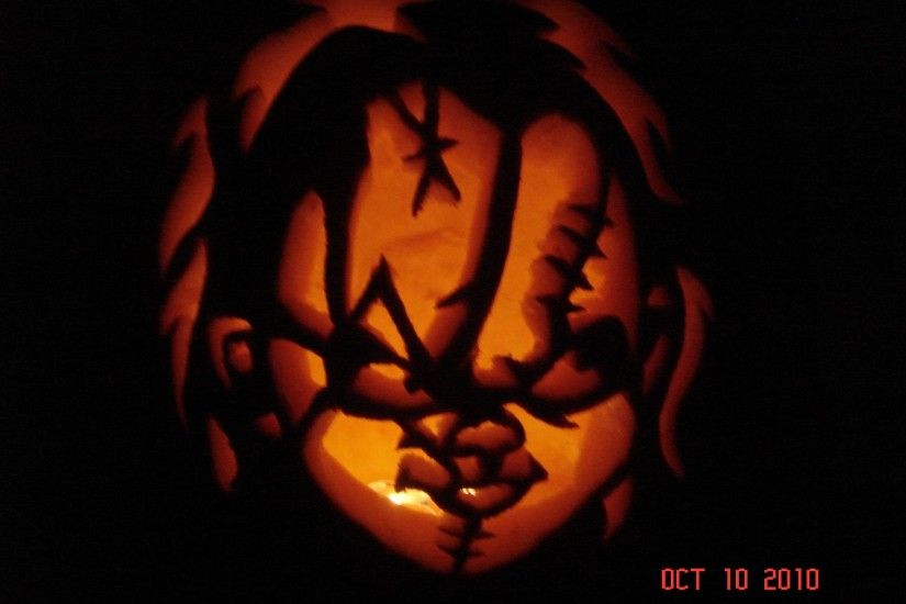 Stunning Chucky Pumpkin Wallpaper 2560x1920PX ~ Chucky Wallpaper .