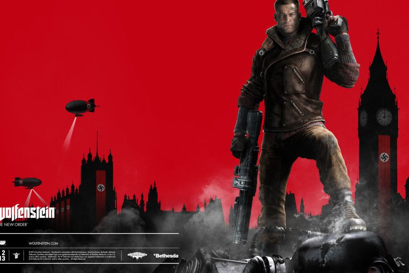 66 Wolfenstein: The New Order HD Wallpapers | Backgrounds - Wallpaper Abyss