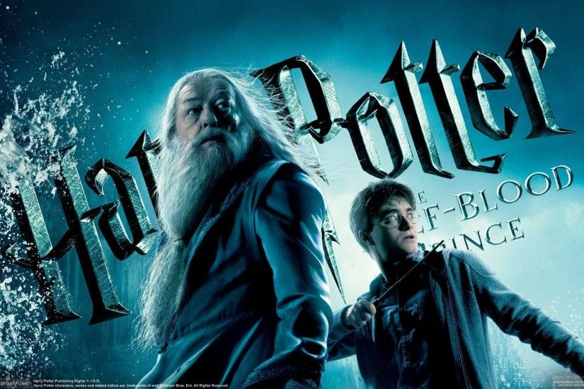 Harry Potter and Half Blood Prince Book - wallpaper.