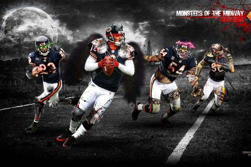 CHICAGO BEARS nfl football j wallpaper | 1920x1080 | 156158 .