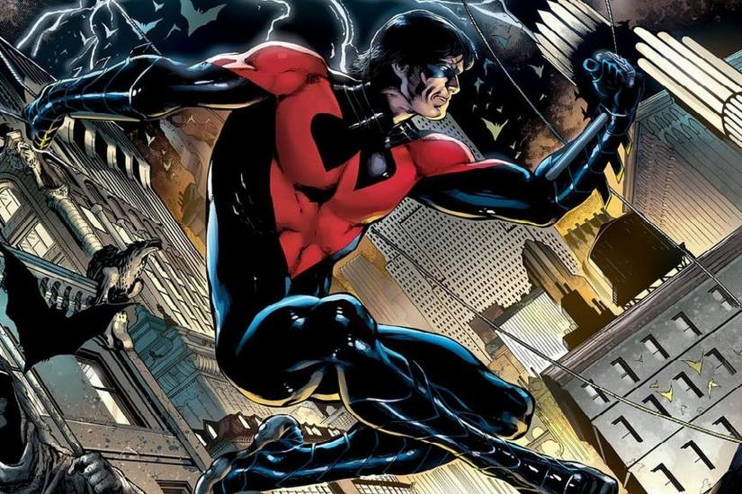 gorgerous nightwing wallpaper 1920x1080