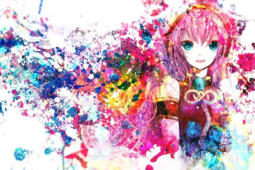 Hatsune Miku Luka Megurine · HD Wallpaper | Background ID:274728