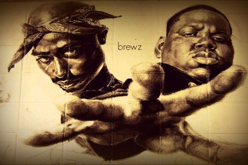 Tupac And Biggie Wallpapers Group (51 ) ...