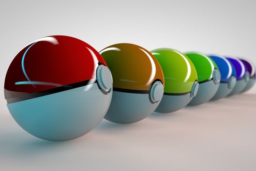 Pokemon Ball Pokeball Wallpapers HD Wallpaper