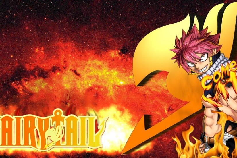 Fairy Tail Logo Wallpaper Background