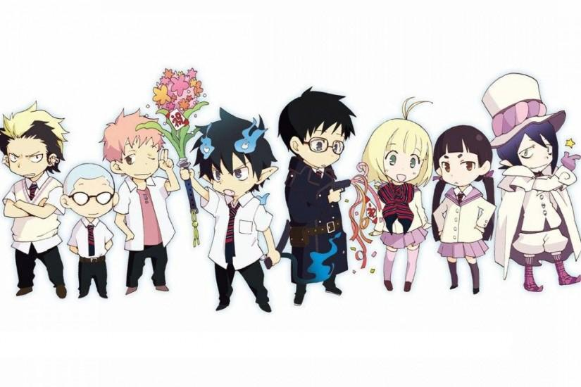 widescreen blue exorcist wallpaper 1920x1080 for meizu