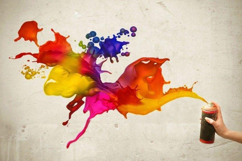 paint splatter wallpapers 183��