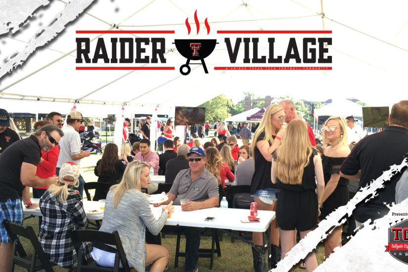 Tech, Tailgate Express Partner to Create Raider Village