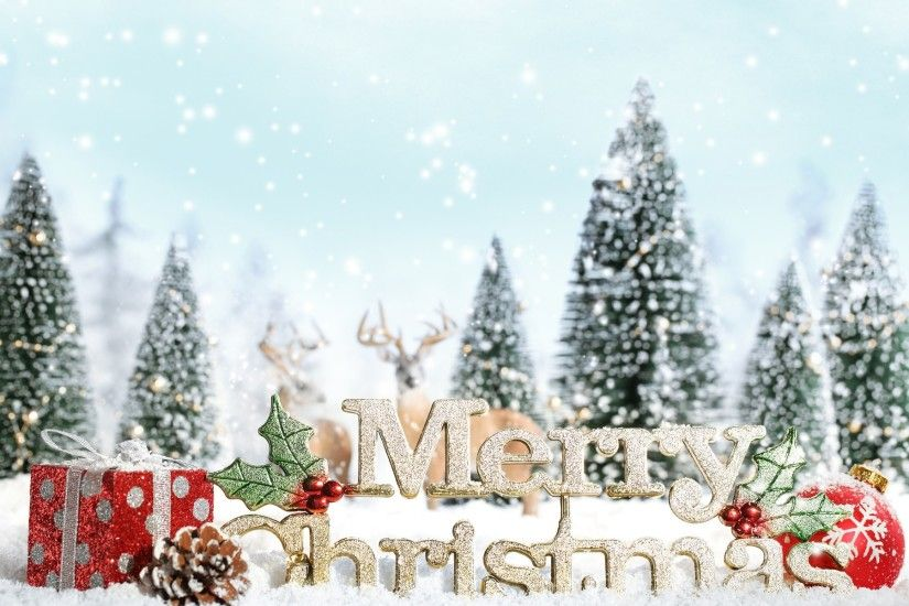 Christmas New Year Wallpaper Hd ...
