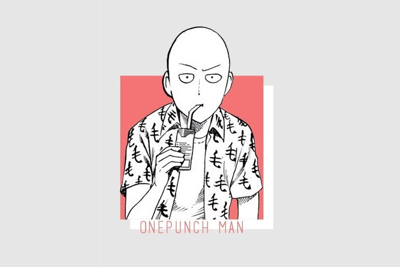 Anime - One-Punch Man Saitama (One-Punch Man) Wallpaper