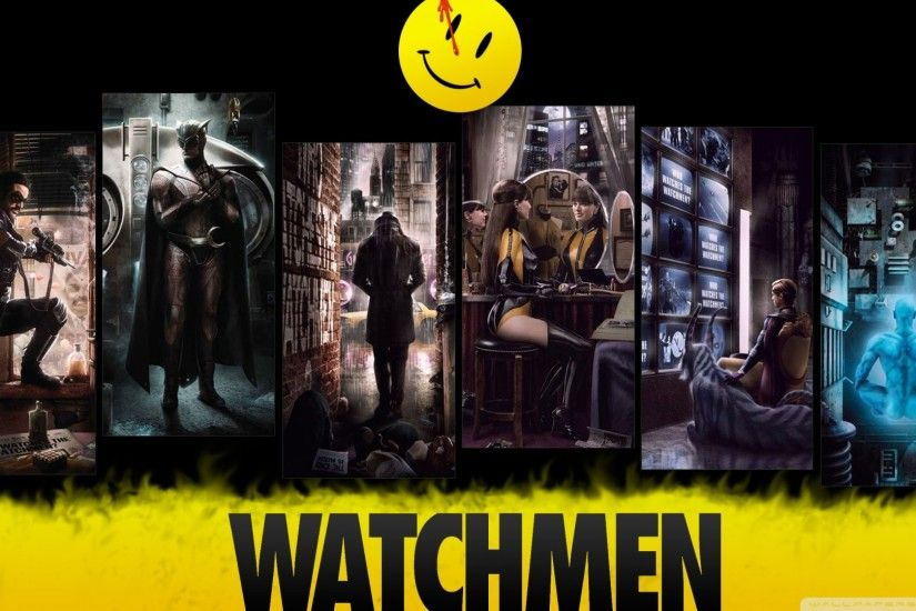 Watchmen Wallpaper July 2016 Posted by Wallpapers HDa