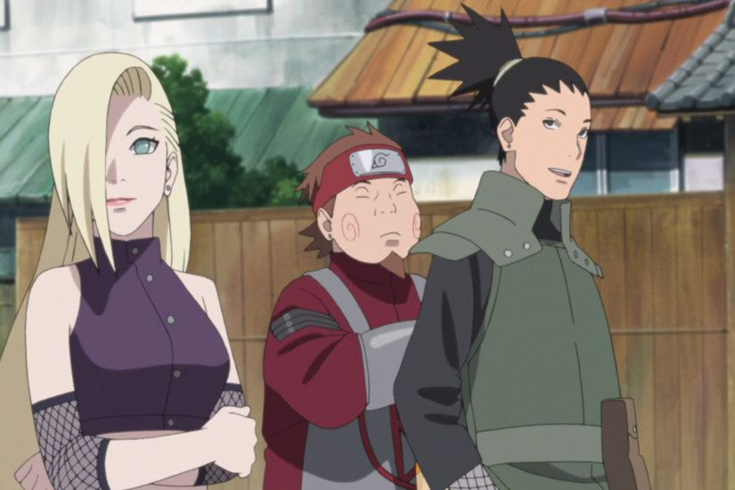 Naruto Shippuuden images INO.....AS A BOY HD wallpaper and .