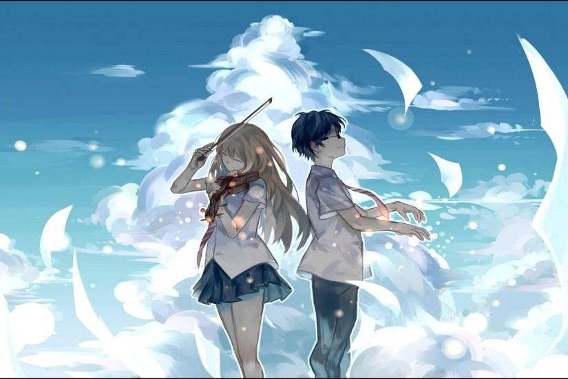 Download ... Shigatsu wa Kimi no Uso