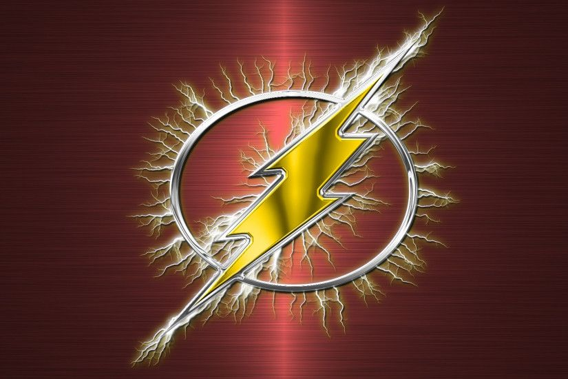 ... flash flashy logo wallpaper comic wallpapers 49895 ...