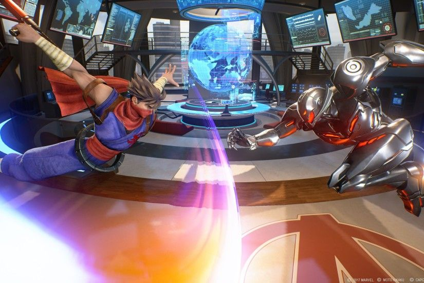 Game preview: Marvel Vs. Capcom: Infinite first play hands-on and interview