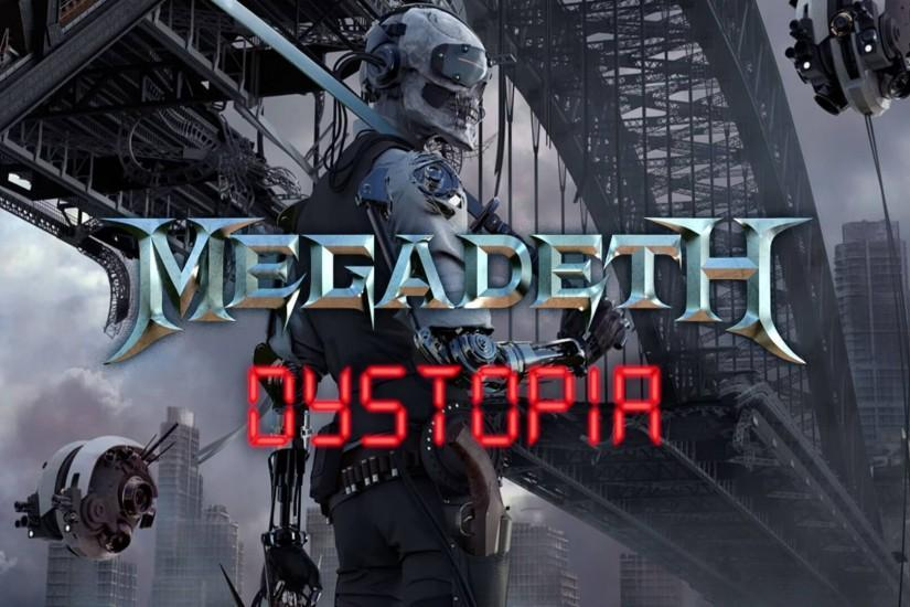 Album Review: Megadeth - Dystopia | Redbrick | University of Birmingham
