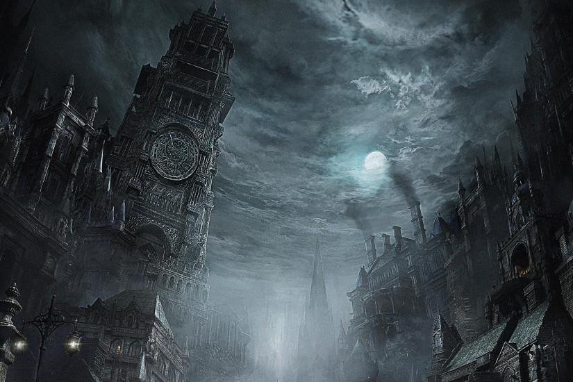 most popular bloodborne wallpaper 2880x1620