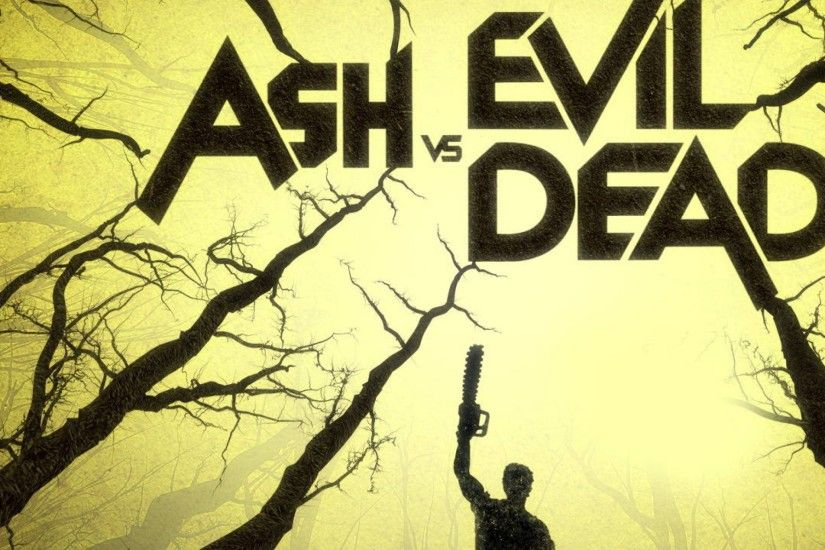2048x2048 Wallpaper ash vs evil dead, inscription, wood, man, weapons