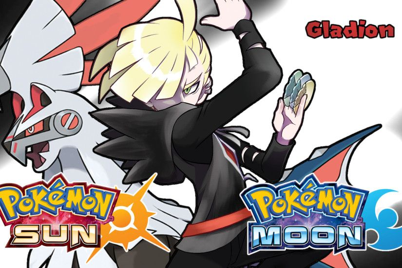 ... Pokemon Sun and Moon- Gladion Wallpaper by MattPlaysVG