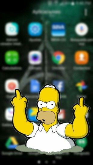 Transparent wallpaper homer simpson backgrounds phone iphone the also  hintergrund rh pinterest