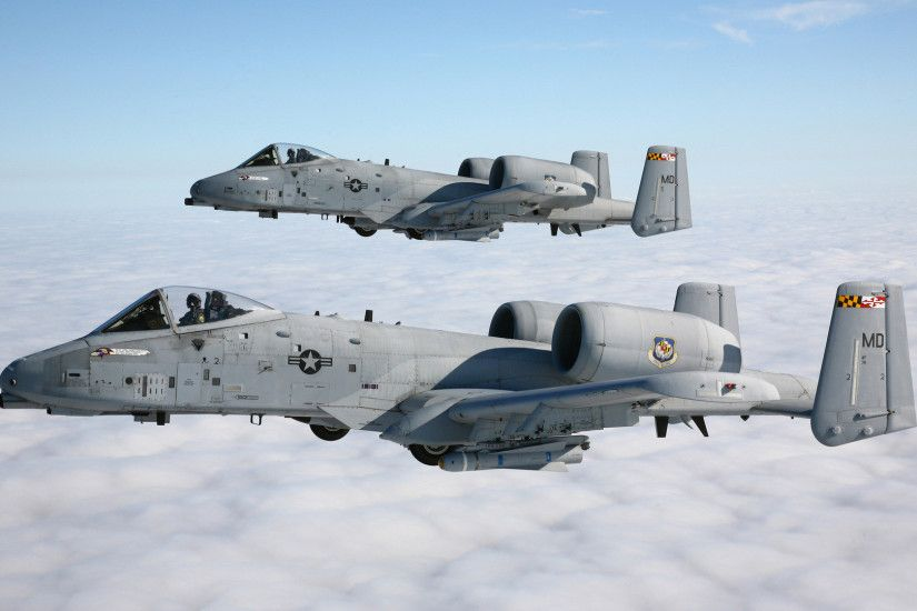 <b>A-10 Thunderbolt</b> II Latest HD <b