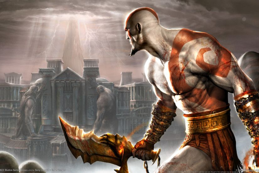 God of War 2 PS2 Game