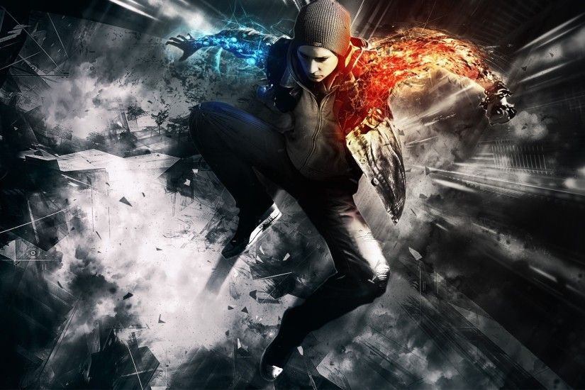 video Games, InFamous, Infamous: Second Son Wallpapers HD / Desktop and  Mobile Backgrounds