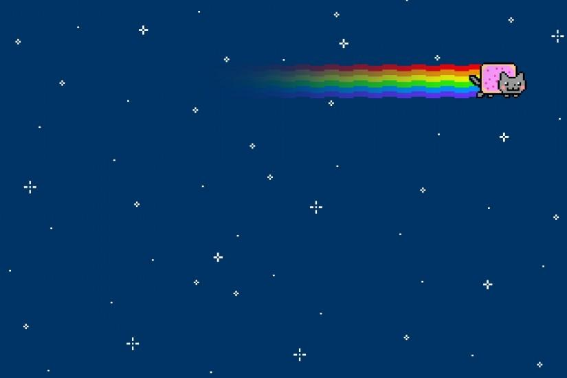 Nyan Cat HD Picture.