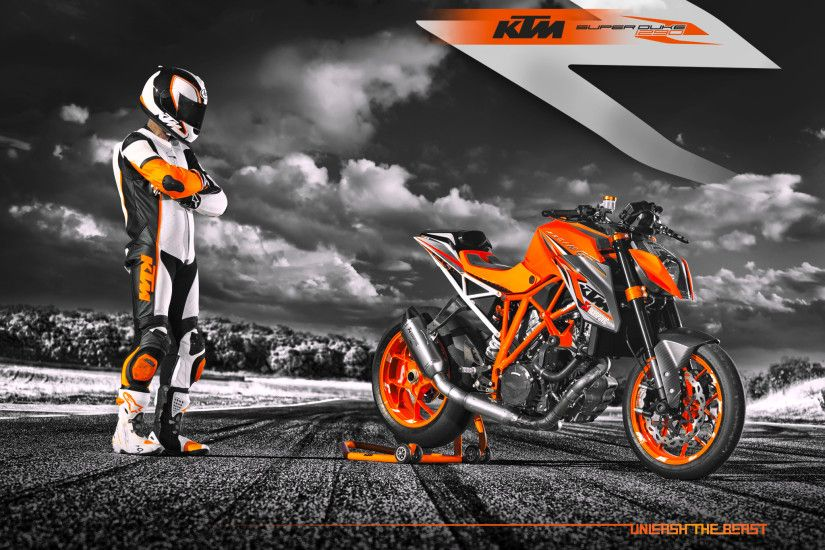 KTM RC 390 HD wallpapers .