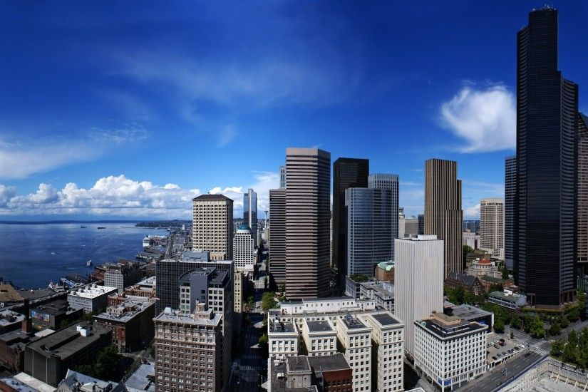 Seattle images Seattle downtown HD wallpaper and background photos