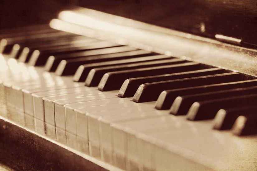 Preview wallpaper piano, music, background, style 2048x1152