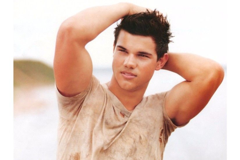 Best 4K Taylor Lautner Wallpaper