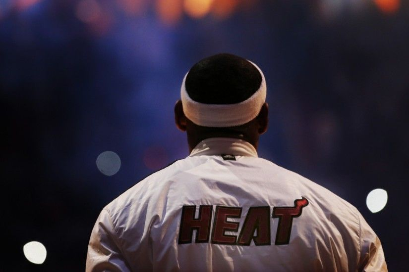 Preview wallpaper lebron james, miami heat, basketball, sports, nba  3840x2160