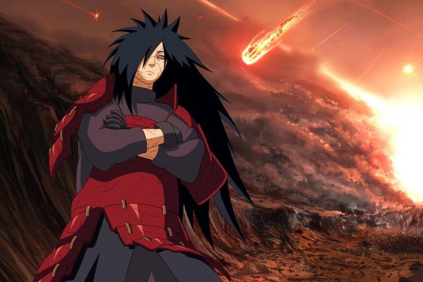 December 2014 Naruto Shippuden Episode Schedule - Madara Uchiha Rises! - YouTube