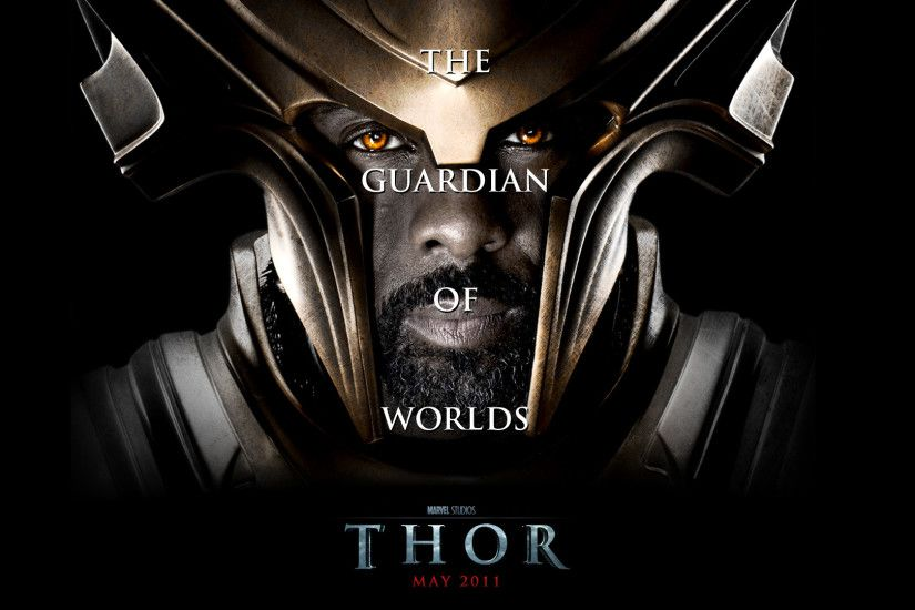 Heimdall from the Movie Thor wallpaper - Click picture for high resolution HD  wallpaper